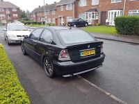 Bmw 318ti compact spares or repairs