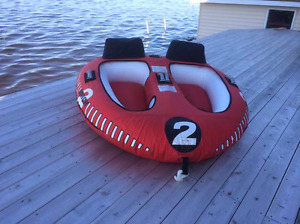 Boat Tube Towable 2 Person