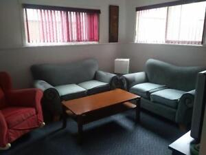 Fully furnished or non-furnished2 bedrooms in a basement suite