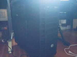 Gaming Computer (with speakers monitor and more)