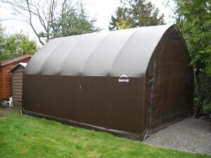 Shelter Logic Popup Garage (Used)