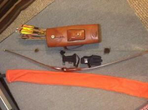 Custom made Stamp River (Checkmate) Bow