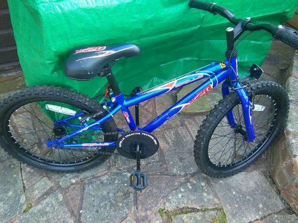 """20""""Apollo XC20 Kids Bike"""