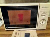 FRIDGIDAIRE Manual Microwave
