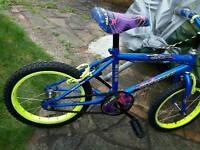 "16""Wheel BLUE MAX UNIVERSAL Bike"