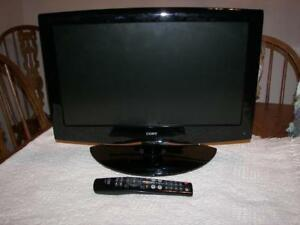 Coby 19' TFT LCD TV Model # TFTV1925 With Remote Tested