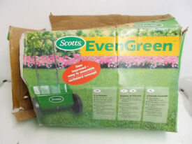 Scotts Evergreen Drop Spreader