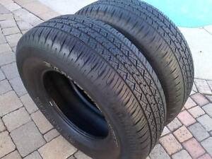 18  INCH TIRES FOR SALE.......  PAIRS...UPDATED.