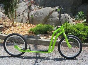 """TEKCOUP Kick Scooter 16"""" - Apple Green (Barely Used)"""