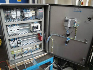 Electrical Control Panel Wiring / Designing Services.