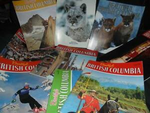 Over 40 Beautiful British Columbia magazines