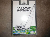 Sailboat Maintenance Manual Rigging Electrical LPG Aux Engines