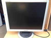 Samsung SyncMaster 920NW 19-inch LCD Monitor.