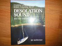 Desolation Sound Discovery Islands Cruising Guide By Wolferstan