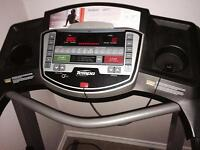 Tempo 611T Electric Treadmill - Delivery Available
