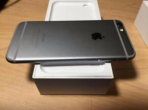 Space Grey IPhone 6 Plus Unlocked, 64 GB Like New   CALL   647-875-7109