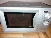 Pacific Manual Microwave