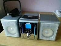 MAXIM Digital CD Micro HiFi system with