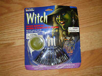 Green Witch Makeup Kit Halloween - Excellent Condition! $1