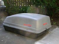 Karrite Voyager roof cargo carrier