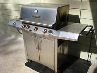 barbecue $85 used works great front avenue