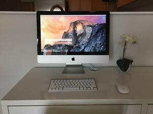 SELLING MY OCCASSINALLY-USED & WELL CARED-FOR  iMAC
