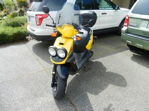 Looking for a Yamaha BWS