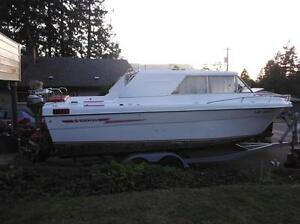 26 ' Campion wite boat includes trailer