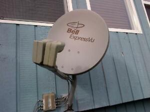 Bell ExpressVu Satellite Dish - BRAND NEW IN BOX!