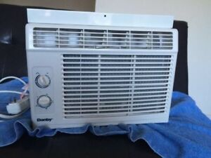 Danby air conditioner 5000 btu
