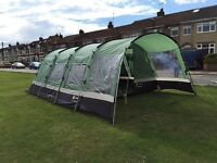 Hi we are selling. a 6 man tent in excellent condition