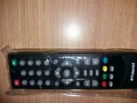 Polaroid TV Remote Control never been used