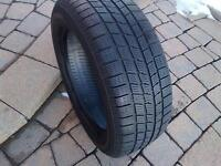 1 X PIRELLI SNOW SPORT 210 WINTER TIRE 255 45 17 PNEU HIVER