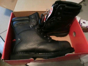 Snap-on Work Boots Size 10