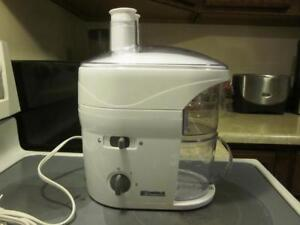 Kenmore Juice Extractor 81597