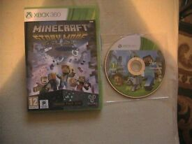 2 mine craft games one box one in a sleeve both work perfect £10 the 2