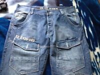 Jeans denim thick 42r new