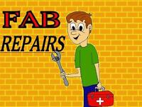 APPLIANCE REPAIR and ELECTRONIC SHOP