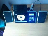 Seal Sit Up HiFi Micro System
