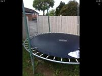 trampoline free to collector
