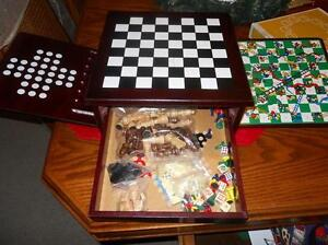 assorted tabletop game set