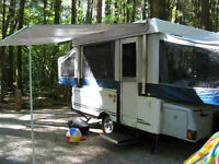 **PRICE REDUCED** 2006 Fleetwood Cheyenne tent trailer/pop up