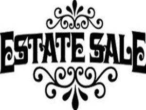 ESTATE LIQUIDATION SALE