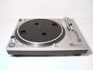 2 Stratton Dj str8 - 60 turntables