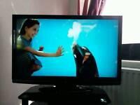 """42""""HITACHI full HD LCD Tv Built-in Digital Freeview"""