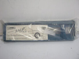 2 x Couger Ramp Mate Car Ramp Extensions