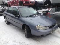 ford mondeo verona 1.8 petrol sliver 1998 breaking for spares