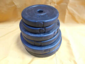 Set Of Weight plates (3 Sizes)