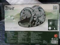 Brand New CRIVIT 2Persons pop up Tent
