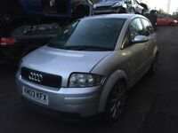 audi A2 2003 1.6 petrol 5dr - Wheel Bolt - Breaking For Spares Also